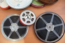 ANCIEN FILM  USA 1942-49 - BOITE VIDE -  .... A IDENTIFIER   - EN L'ETAT - !