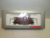 Fleischmann 6 4225 FMZ Spur H0 Diesellokomotive der DB mit BN 260 150-8 OVP