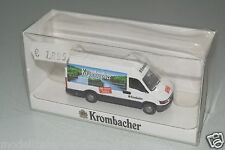 """Wiking 1:87  Werbemodell Iveco Daily """"Krombacher"""" OVP(EH4374)"""