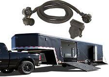 Hopkins 41157 5th Wheel Gooseneck Trailer Wiring Kit Harness New Free Shipping