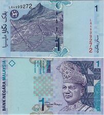 Malaysia   1 Riggit  2000    P-39,  Unc  Banknote  Asia