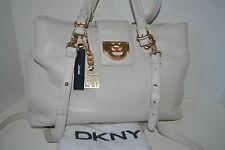 DKNY  CROSBY-Classic Lock Grain Leather  Bag Purse Сумка NWT