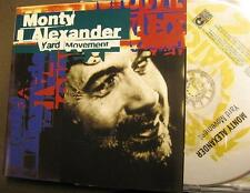"MONTY ALEXANDER ""YARD MOVEMENT"" - CD"
