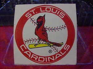 St Louis Cardinals Sticker.