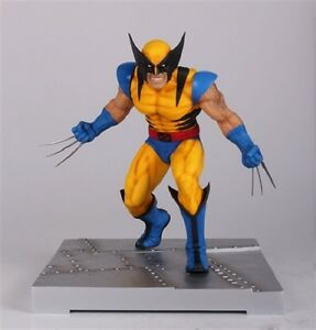 Wolverine Bookend Statue 189/500 Gentle Giant Marvel NEW SEALED