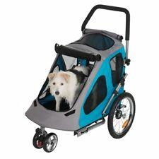 Rimorchio bici per cani & BUGGY Secure Pet Travel Passeggino Caldo CABINA COPERTURA IMPERMEABILE