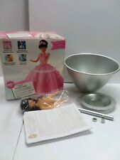 Wilton Classic Wonder Mold Doll Cake Pan