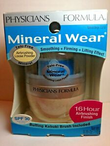 Physicians Formula Mineral Wear Talc-Free Airbrushing Powder 7316 Natural Beige