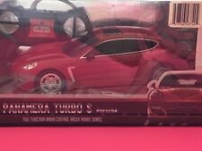 Radio Control Panamera Turbo S Porsche Toy Car