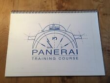 PANERAI Training Course - for Watches Relojes Montres - Español Spanish