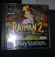 Play Station 1  - Rayman 2 - the Great Escape