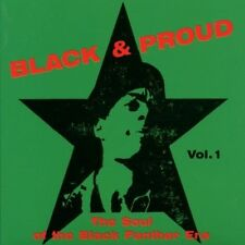 BLACK & PROUD 1  CD NEU