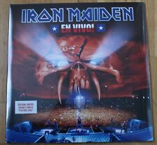 Iron Maiden, en vivo !, 2LP - 33 tours Picture disc - neuf