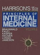 Harrison's Principles of Internal Medicine (Volume 2 ONLY of 2-Volume-ExLibrary