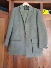 Tailored Hunting Tweed Suit Breeks Plus Fours Sz 52 Large 36 Waist