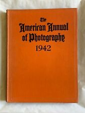 The American Annual of Photography, Hardback Book, 1942
