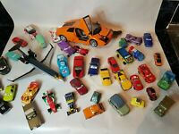 Lot Of 30 Plus Racing Cars Used!