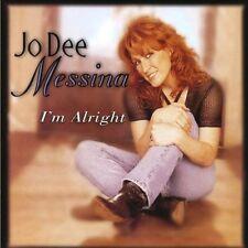 I'm Alright by Jo Dee Messina CD
