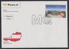 Österreich Austria 2002 FDC Mi.2388 Museum Gebäude Buildings [af172]