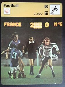 Sheet Editions Rencontre S.A Lausanne Soccer THE WINGER