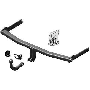 Brink Towbar for Mazda 5 MPV 2005-2010 - Swan Neck Tow Bar