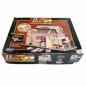 Wrebbit Puzz 3D Sistine Chapel 379 Pieces Puzzle