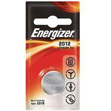 1x Pila Boton Energizer CR2012 Batería Litio 3V