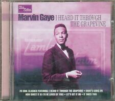 Marvin Gaye - I Heard It Through The Grapevine Cd Eccellente