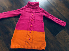 Gymboree Kids Girls Long Sleeve Warm Turtleneck Dress 5