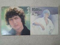 Mac Davis (2 Vinyl LP Lot) VG-VG+