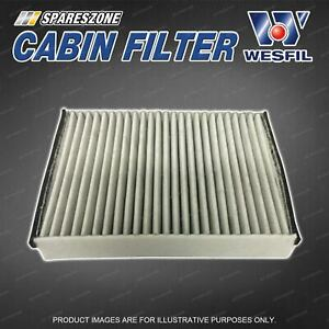 Wesfil Cabin Filter for Ford Focus LZ ST2 1.5L 2.0L 2.3L TDCi Refer RCA287C