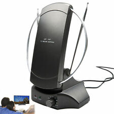 Home Indoor Antenna TV Amplified Power Excellent Reception for Digital TV HDTV