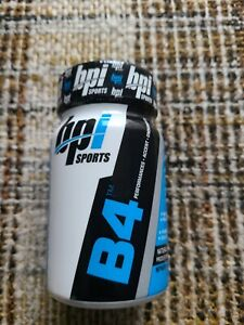 BPI Sports B4 The Once Daily Fat Burner Weight Loss Supplement (30 Caps) 🔥