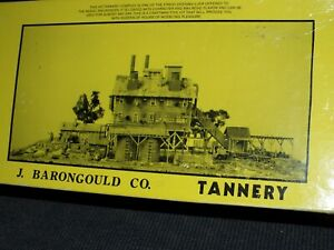 Fine Scale Miniatures J BARONGOULD TANNERY kit FSM    hqmm