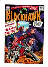 "BLACKHAWK #214  [1965 VG+]  ""TEAM OF TRAITORS"""