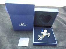Swarovski Crystal 2005 Annual Angel W Lantern Christmas Ornament BNIB # 718996