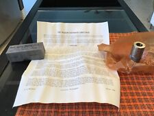 """L.E.Wilson """"270 WEATHERBY MAG"""" Reloading Cartridge Case Gage-NEW OLD STORE STOCK"""