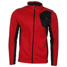 Spyder Bandit Full-Zip Stryke Mens Jacket 71H64008-63 Racing Red Size M NEW
