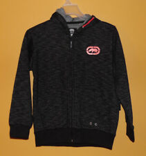 Ecko Unltd Big Boys Black & Red Hoodie Size  10/12  $52 NWT