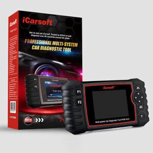 iCarsoft POR V2.0 for Porsche Diagnostic Tester Scanner OIL,ABS,SRS,EPB,BMS