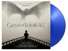 GAME OF THRONES SEASON 5 (RAMIN DJAWADI) - OST - 2LP / Blue Vinyl - 2018