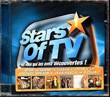 STARS OF TV 1 - CD COMPILATION NEUF ET SOUS CELLO
