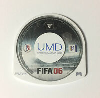 USED PSP Disc Only FIFA 06 JAPAN Sony PlayStation Portable import Japanese game