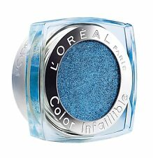 3x L'Oreal Color Infallible Eyeshadow - Blue Curacao - 018