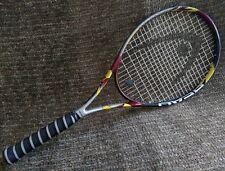 Head Titanium 3000 oversized tennis racket w/ constant beam technology 4 3/8