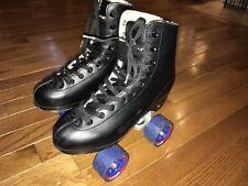 Chicago Roller Skates~Quads~Men Size 5 ~Womens Size 7~Black