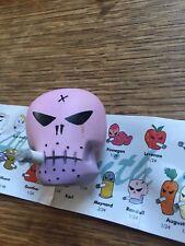Kidrobot Kozik  Mongers Series 2 Menthols Randall Pink Skull Smoking Art Toy