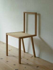 Unique The Chair L  insperation Japanese design Shinya Miura