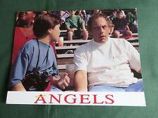 ANGELS - CHRISTOPHER LLOYD - JOSEPH GORDON-LEVITT - LOBBY CARD- 9 X 12