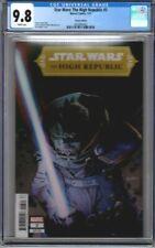Star Wars The High Republic #3 Walker 1:25 Variant CGC 9.8